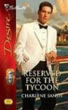 Reserved for the Tycoon - Charlene Sands