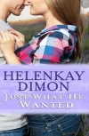 Just What He Wanted (The Holloway Series) - HelenKay Dimon