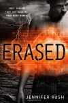 Erased (Altered) by Rush, Jennifer (2014) Hardcover - Jennifer Rush