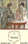Emma: The Illustrated Edition - Jane Austen