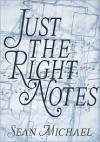 Just the Right Notes - Sean Michael