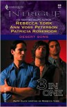 Desert Sons (Harlequin Intrigue #838) -