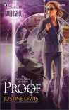 Proof: An Athena Force Adventure (Silhouette Bombshell) - Justine Davis