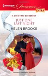 Just One Last Night - Helen Brooks