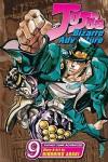 JoJo's Bizarre Adventure, Vol. 9 - Hirohiko Araki, 荒木 飛呂彦
