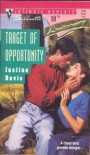 Target Of Opportunity (Silhouette Intimate Moments, No 506) - Justine Davis