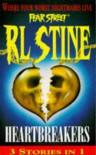 Heartbreakers (Fear Street: 3 Stories In 1) - R.L. Stine