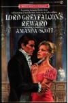 Lord Greyfalcon's Reward - Amanda Scott