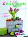 52 Weekend Decorating Projects - Jean Nayar