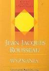 Wyznania - Jean Jacques Rousseau