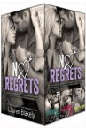 No Regrets Trilogy: The Thrill of It, The Start of Us, Every Second With You - Lauren Blakely