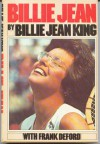 Billie Jean - Billie Jean King, Frank Deford