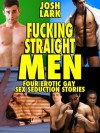 Fucking Straight Men Bundle (Four Erotic Gay Sex Seduction Stories) - Josh Lark