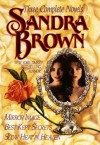 Sandra Brown: Three Complete Novels (Best Kept Secrets, Mirror Image, and Slow Heat in Heaven) - Sandra Brown, Jamila Miller