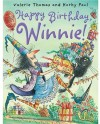 Happy Birthday Winnie - Valerie Thomas
