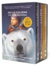 His Dark Materials Trilogy (The Golden Compass; The Subtle Knife; The Amber Spyglass) - Philip Pullman