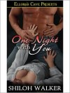 One Night With You - Shiloh Walker