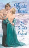 Sin and Scandal in England - Melody Thomas