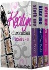 The Keatyn Chronicles: Books 1-3 - Jillian Dodd