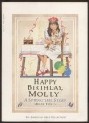 Happy Birthday Molly! (The American Girls Collection, A Springtime Story, Book Four) (The American Girls Collection, A Springtime Story, Book Four) - Valerie Tripp