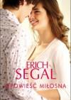 Opowieść miłosna - Erich Segal