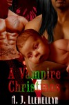 A Vampire Christmas - A.J. Llewellyn