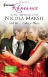 Girl in a Vintage Dress - Nicola Marsh