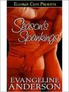 Season's Spankings - Evangeline Anderson