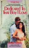 Dedicated to That Boy I Love - Linda Lewis