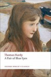 A Pair of Blue Eyes (Oxford World's Classics) - Thomas Hardy, Tim Dolin, Alan Manford