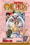 One Piece, Vol. 17: Hiruluk's Cherry Blossoms - Eiichiro Oda