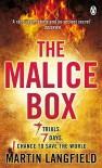 The Malice Box (UK Paperback) - Martin Langfield
