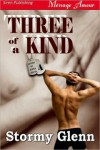 Three of a Kind (Lovers of Alpha Squad, #4) - Stormy Glenn