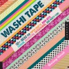 Washi Tape: 101+ Ideas for Paper Crafts, Book Arts, Fashion, Decorating, Entertaining, and Party Fun! - Courtney Cerruti