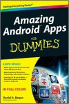 Amazing Android Apps for Dummies - Daniel A. Begun