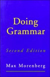 Doing Grammar - Max Morenberg