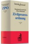 Zivilprozessordnung. Mit Gerichtsverfassungsgesetz und anderen Nebengesetzen - Adolf Baumbach;Wolfgang Lauterbach;Jan Albers