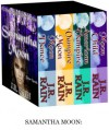Samantha Moon: All Four Novels - J.R. Rain