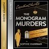 The Monogram Murders - Julian Rhind-Tutt, Agatha Christie, Sophie Hannah