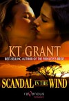 Scandal in the Wind - K.T. Grant