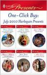 One-Click Buy: July 2010 Harlequin Presents - Penny Jordan, Annie West, Lucy Monroe, Melanie Milburne
