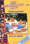 Poor Mallory! - Ann M. Martin