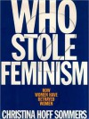 Who Stole Feminism? (Audio) - Christina Hoff Sommers