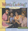 What's Cooking?: A Recipe Organizer [With Dividers, Folders, and Protective Pages] - Virginia Reynolds, Kelly Povo