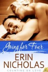 Going for Four (Counting on Love) - Erin Nicholas