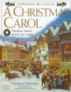 A Christmas Carol (DK Classics) - Charles Dickens;Andrew Wheatcroft