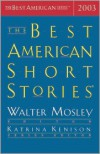 The Best American Short Stories 2003 - Katrina Kenison, Walter Mosley