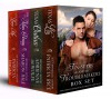 Tin-Stars and Troublemakers Box Set (Four Complete Historical Western Romance Novels in One) - Patricia Rice