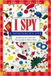 I Spy a Dinosaur's Eye - Jean Marzollo, Walter Wick