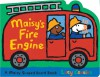 Maisy's Fire Engine: A Maisy Shaped Board Book - Lucy Cousins